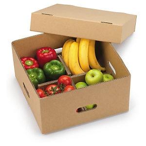 Foto de Caja para expedición de frutas y verduras