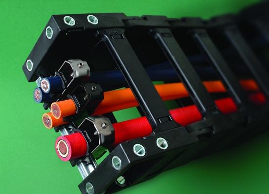 Foto de Abrazadera para cables
