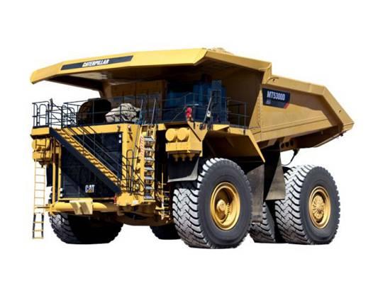 Foto de Dúmper para minería