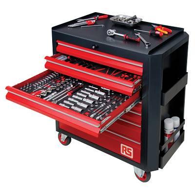 M dulos y cajas de herramientas rs ferreter a m dulos - Caja herramientas con ruedas ...
