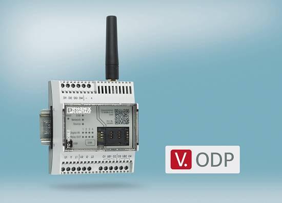 Foto de Estación de telecontrol ODP
