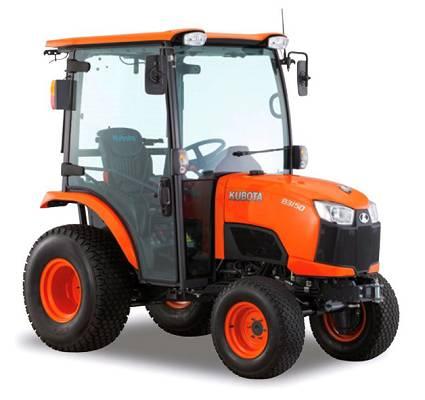 Foto de Tractores diésel hidrostáticos