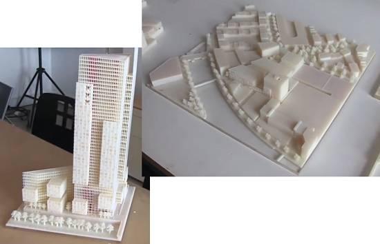 Foto de Impresión de maquetas de arquitectura 3D