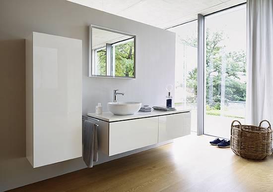 Baño L | Muebles De Bano Duravit L Cube Materiales Para La Construccion