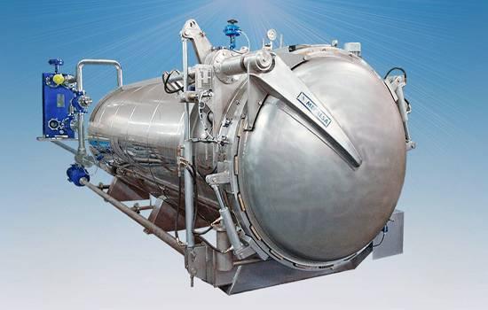 Foto de Autoclaves de esterilización apertura automática