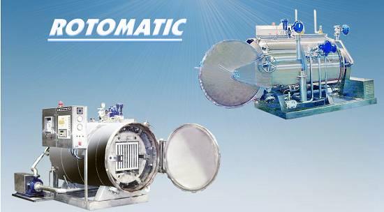 Foto de Autoclaves de esterilización rotativo