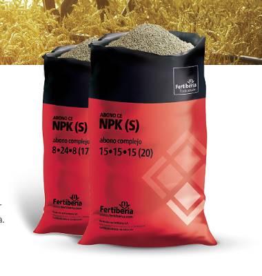 Foto de Fertilizantes complejos NPK