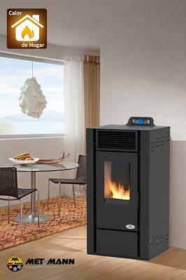 Foto de Estufa de aire caliente de 12,8 kW