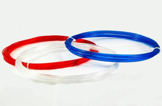 Foto de Filamentos plásticos para impresión 3D