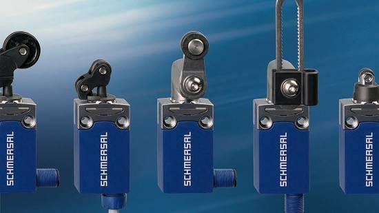 Foto de Interruptores de posición compactos