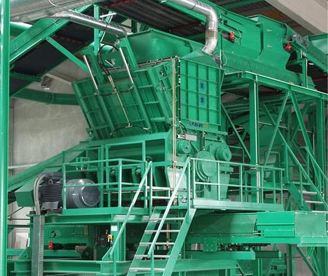 Foto de Granuladores para el proceso de reciclaje