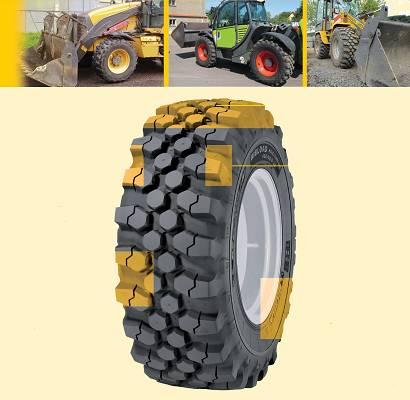 Foto de Neumáticos agrícolas industriales