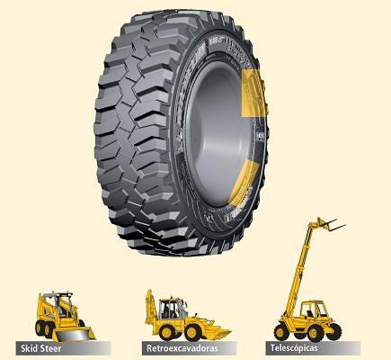 Foto de Neumáticos industriales