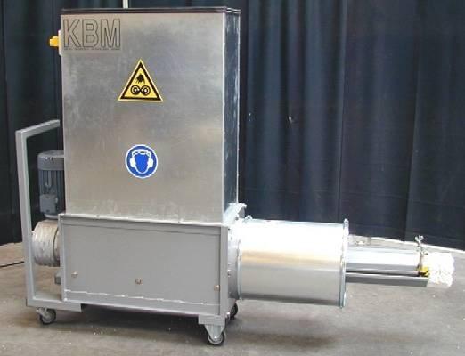 Foto de Compactador de porexpán (EPS )