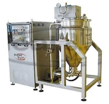 Foto de Centros de procesos para la fabricación de productos líquidos y viscosos