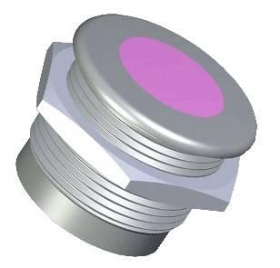 Foto de Pulsador táctil capacitivo con tecnología LED con función piloto