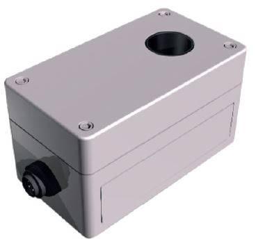 Foto de Sensor radar y láser