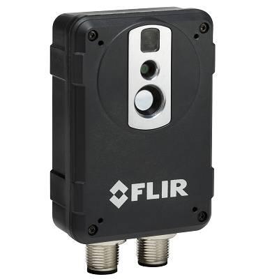 Foto de Sensores de temperatura multiespectral automatizado