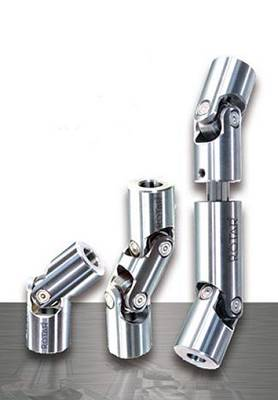 Foto de Juntas universales inox con rodamientos de agujas