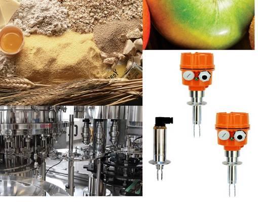 Foto de Detectores de nivel para uso alimentario