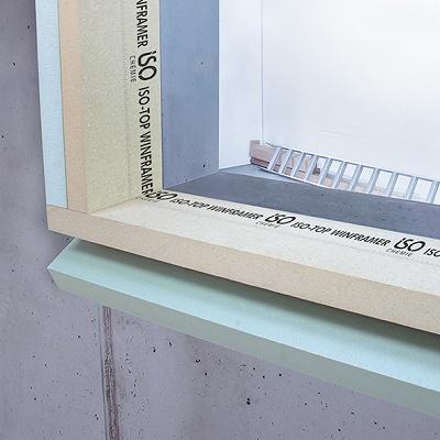 Foto de Marco de instalación de puertas y ventanas