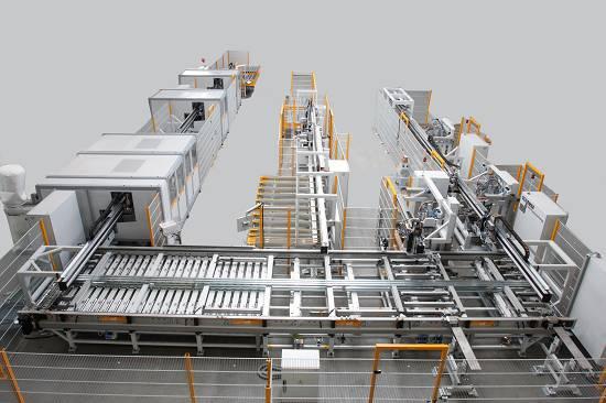 Foto de Centros de corte y mecanizado