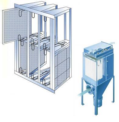 Foto de Sistemas de filtración de aire y gases