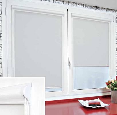 Foto de Estores integrados en la hoja de la ventana