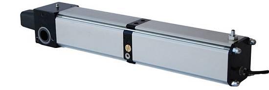 Foto de Mecanismo para puertas basculantes contrapesadas