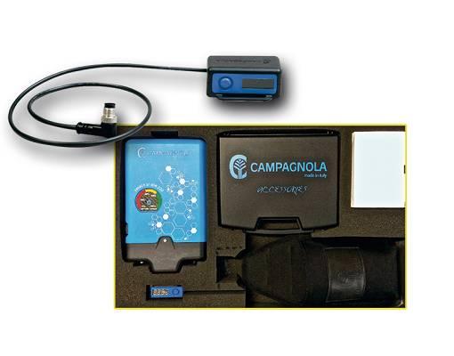 Foto de Central - Batería para tijeras electromecánicas Pony y Cobra
