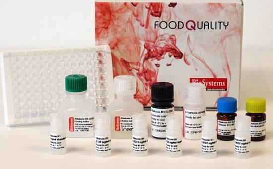 Foto de Reactivos para micotoxinas