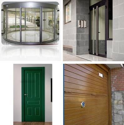 Tipos de puertas de garaje elegant consejos para puertas - Tipos de puertas de garaje ...