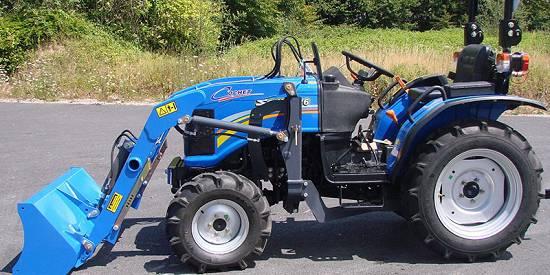 Foto de Tractores compactos