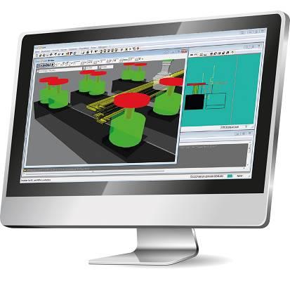 Foto de Solución para el control de máquinas CNC