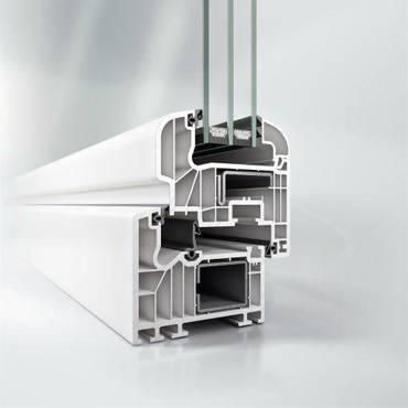 Foto de Sistemas para puertas de PVC
