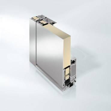 Foto de Puertas de aluminio