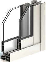 Foto de Sistema de carpintería para puertas y ventanas correderas