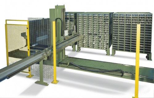 Foto de Sistemas automáticos de carga