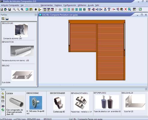 Foto de Software para persianas