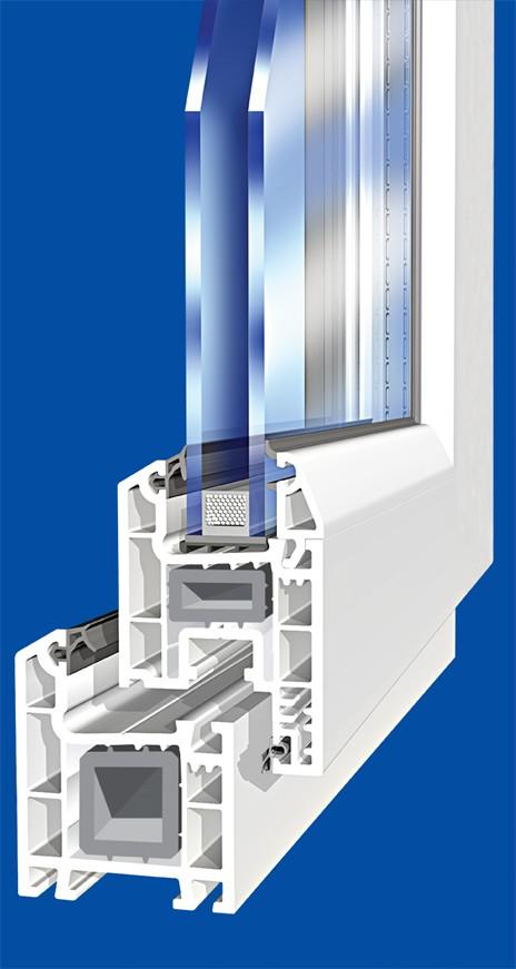 Foto de Sistemas y perfiles de PVC