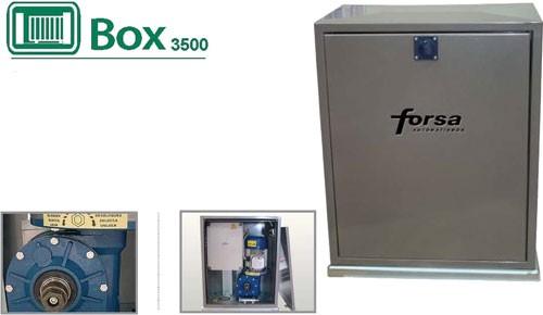 Foto de Box 3500