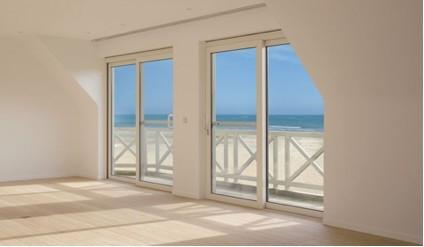Foto de Componentes para el montaje de ventanas y puertas correderas
