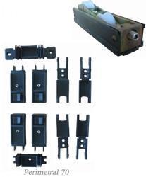 Foto de Kits perimetrales para puertas correderas