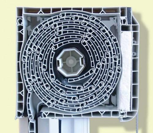 Foto de Cajón monoblock de PVC para persiana