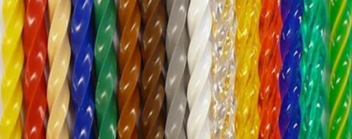 Foto de Cortina para exterior de PVC flexible