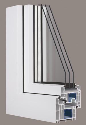 Foto de Sistemas de perfiles para ventanas