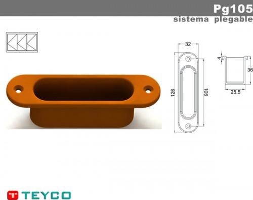 Foto de Accesorios para carpinterías plegables