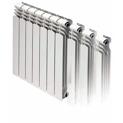 Foto de Radiadores de aluminio inyectado