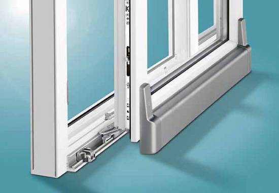 Herrajes para puertas correderas osciloparalelas psk y ps for Herrajes puertas cristal