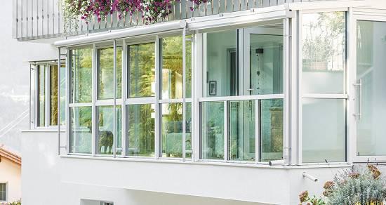 foto de para balcones